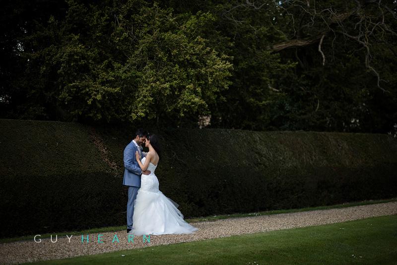 hengrave hall wedding photographs 21