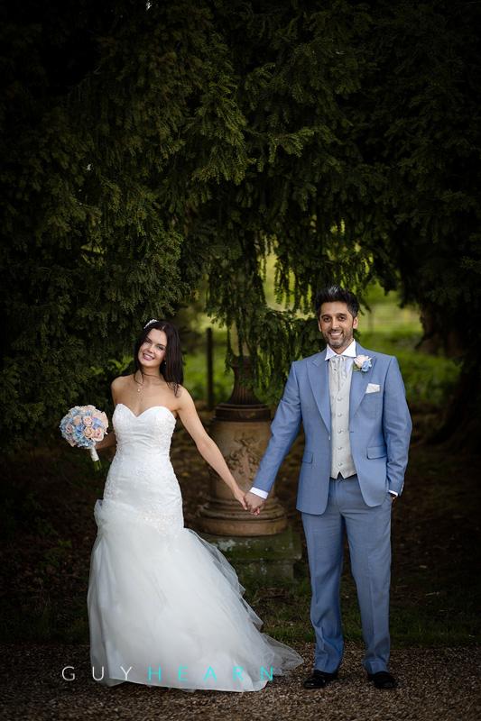 hengrave hall wedding photographs 22