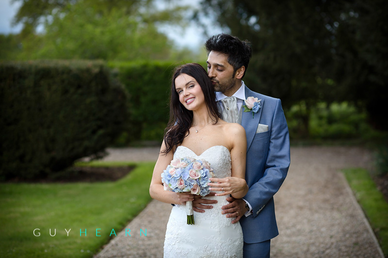 hengrave hall wedding photographs 23