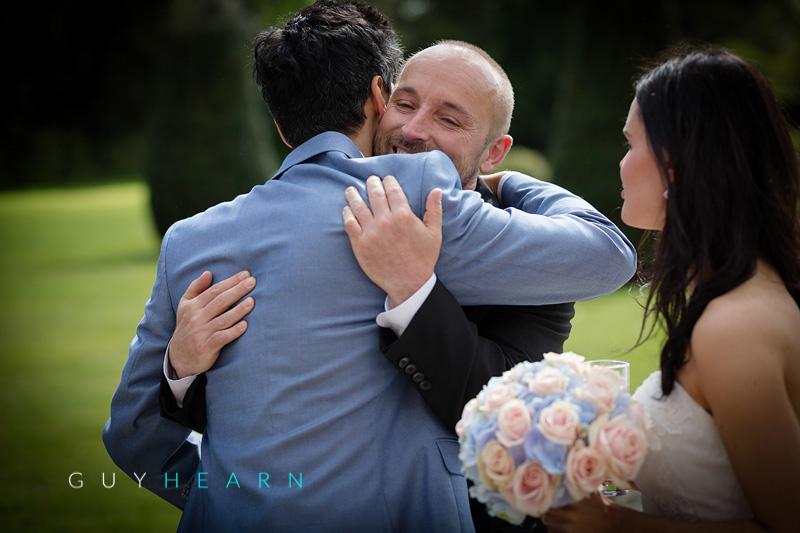 hengrave hall wedding photographs 28