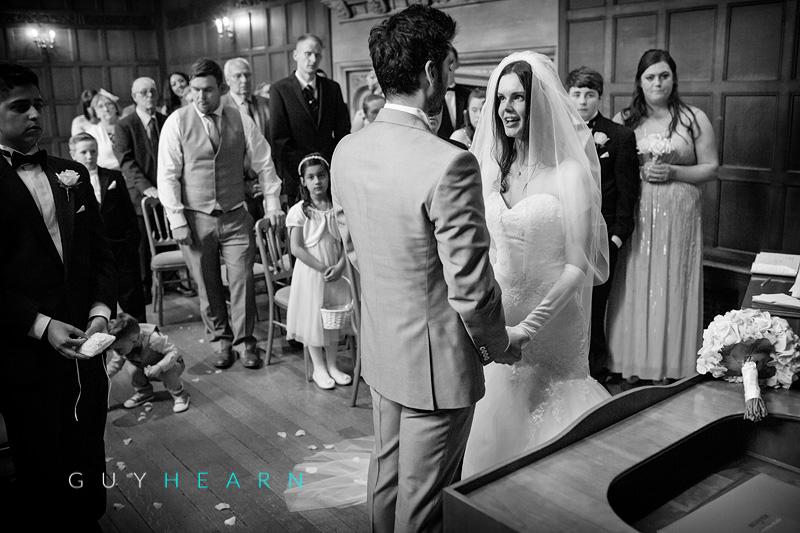 hengrave hall wedding photographs 33