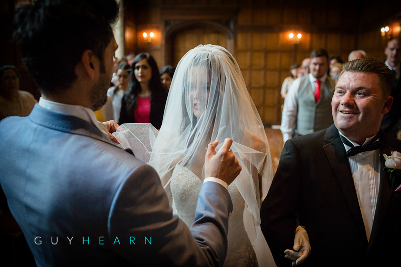 hengrave hall wedding photographs 35