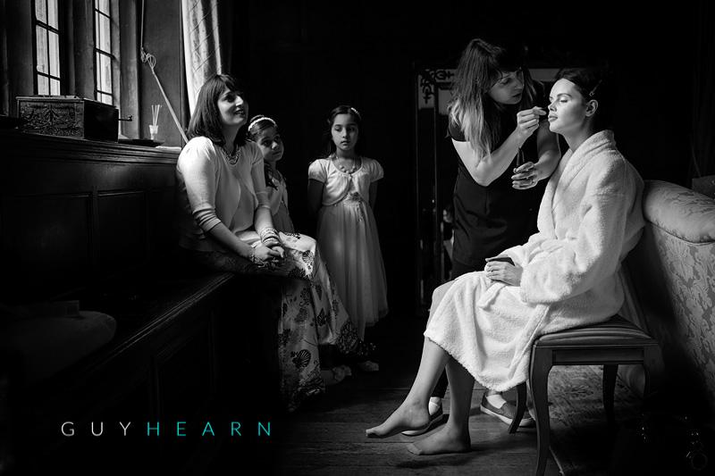 hengrave hall wedding photographs 39