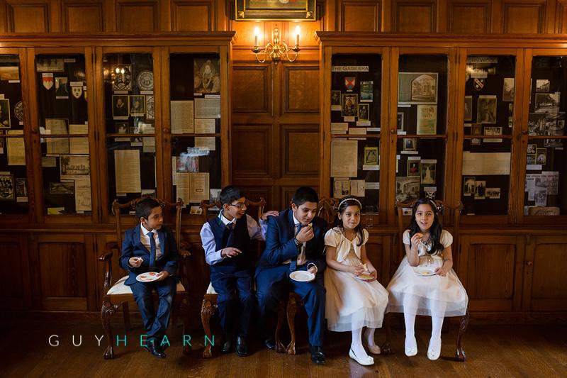 hengrave hall wedding photographs 43
